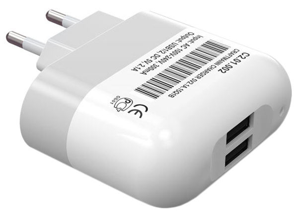 Зарядка Craftmann Charger 2.1A